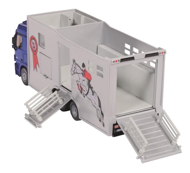 Spielzeugautos SIKU Pferdetransporter